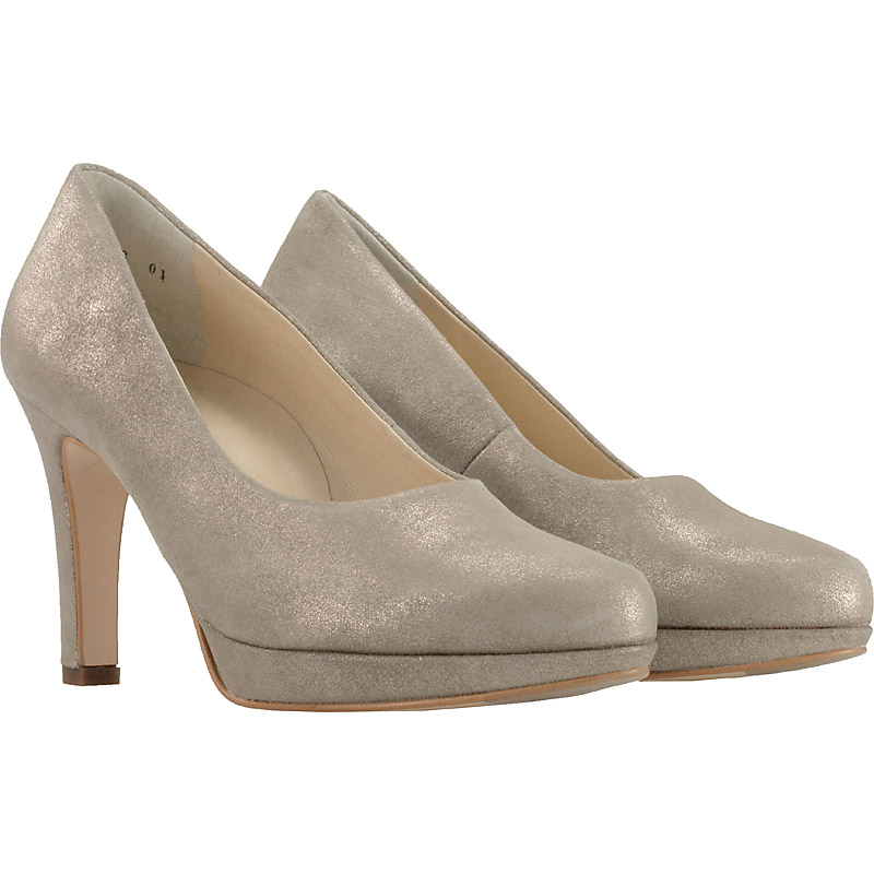 sports shoes 77055 89a0e Pumps in grey - 2834-852 Buy in Paul Green Online-Shop