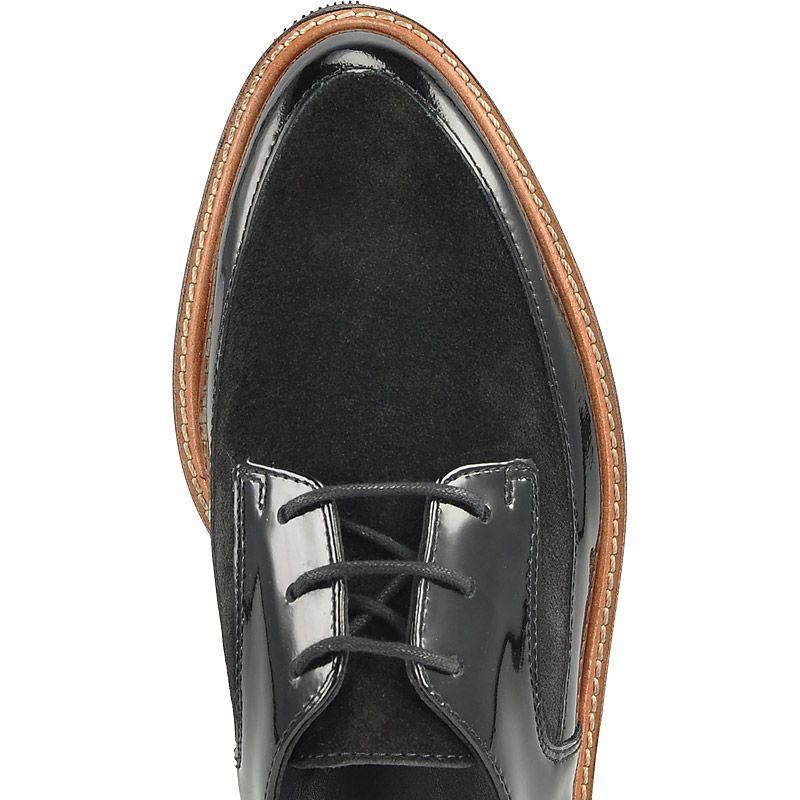 Schnürschuhe in Schwarz - 1665-004 im Paul Green Online-Shop kaufen 8c4a9c2473